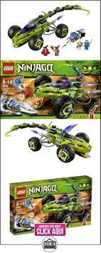 100 Fangpyre Truck Ambush LEGO Ninjago 452piezas Juegos De