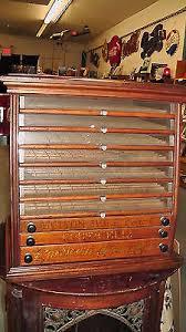 antique spool cabinet zeppy io