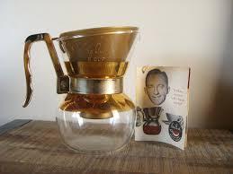 Vintage Bing Crosby Filter Drip 2 Cup Coffee Pot 24 00 Via Etsy