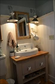 Rustic Cabin Bathroom Lights by Bathroom Awesome Diy Industrial Bathroom Lighting Rustic