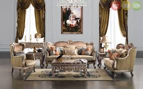 Formal Living Room Furniture by Traditional Upholstery French European Design Formal Living Room