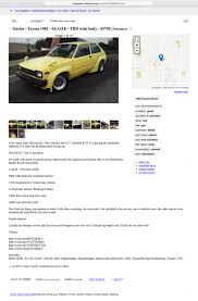 Toyota Starlet With A 4A-GZE – Engine Swap Depot About Us Bay Area Tow Inc For 25000 Pickup A Cadillacamino 13500 This 1999 Porsche 911 Cabriolet Could Be Your Ticket 3999 Is Sparta Zx Craigslist Los Angeles California Cars And Trucks Latest Eastern Macon Image 2018 Sale Plymouth Reliant Wagon With A Turbo I4 Engine Swap Depot Nevada Best Car 2017 American Truck Historical Society Pizza Food Trailer Tampa Virginia