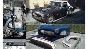 The Toyota-engined Austin-Healey Sprite That Will Haunt Me Forever ... Craigslist Dallas Cars Trucks For Sale By Owner Image 2018 Elegant For Chicago 7th And Pattison Used Inventory Tesla Savannah Ga And Vans By Cedar Falls Iowa North Dakota Search All Of The State Classic Vehicles On Classiccarscom In Texas 1999 Limited 4x4 Austintx Craigslist Good Deal Toyota 4runner Austin Amazing A Sedan With Birmingham Searching