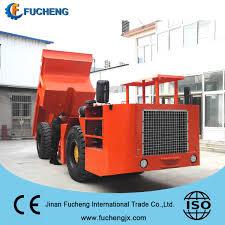 100 Haul Truck China Supply New Diesel Mining Haul Truck For Underground