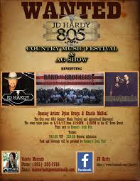805 Country Music Festival And AG Show