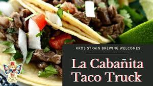 100 Pittsburgh Taco Truck La Cabaita Kros Strain Brewing Company Omaha 23 January