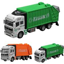 100 Funny Truck Pics 132 Racing Bicycle Shop Toy Car Carrier Vehicle Garbage