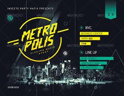 Previews Metropolis Event Poster Landscape A