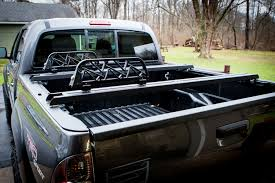 100 Truck Bed Bars Toyota Tacoma Heavy Duty Cross Fits Years 2005 And Up KB