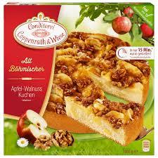coppenrath wiese alt böhmischer kuchen apfel walnuss 1 1kg