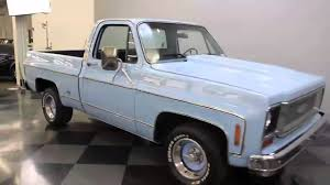 2079 CHA 1974 Chevy C10 - YouTube