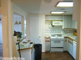 Our All Time Favorite Kitchen Our Mid Century Modern Kitchen Make Remodelicious
