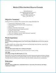 Medical Administrative Assistant Resume Wonderfully Resume Objective ... Executive Assistant Resume Objectives Cocuseattlebabyco New Sample Resume For Administrative Assistants Awesome 20 Executive Simple Unforgettable Assistant Examples To Stand Out Personal Objective Best 45 39 Amazing Objectives Lab Cool Collection Skills Entry Level Cna 36 Unbelievable Tips Great 6 For Exampselegant