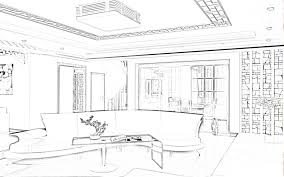 How To Sketch A Room. Excellent Linear Sketch Of An Interior Room ... Simple Hand Sketch Of Office Floor Plan Features Preliminary Drawn Hosue Front House Pencil And In Color Drawn House Architecture With Design Hd Photos 110596 Iepbolt Home Interior Deco Plans Modern Dlg Projects Kitchen Nice Fresh Modern Design Sketch Concept Gallery 112850 Quamoc Top Sketches And Sketchesbuz Bedroom Plan Bathroom Home Mountain Architects Hendricks Idaho Blog Waterfront