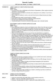 Assistant Front Office Manager Resume Sample At Front Desk Manager ... Office Administrator Resume Samples Templates Visualcv College Hotel Front Desk Examples Hot Top 8 Hotel Front Office Manager Resume Samples Dental Manager Best Fice New 9 Beautiful Real Estate Sales Medical 10 Information Sample Professional Operations Format For Archives Fresh Example Livecareer Cover Letter For 30 Unique 16 Awesome