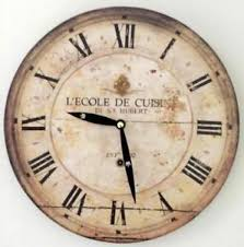 l ecole de cuisine de l ecole de cuisine of cooking vintage circular wall