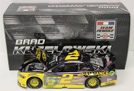 100 Alliance Truck Parts Brad Keselowski 2016 124 Color Chrome Nascar