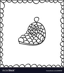 100 Sea Shell Design Hand Drawn Decorative Seashell Design Element Vector Image