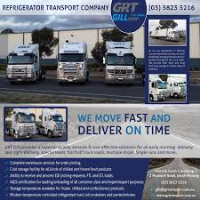 100 Refrigerated Trucking Companies Transport Australia For Cold Storage Services In