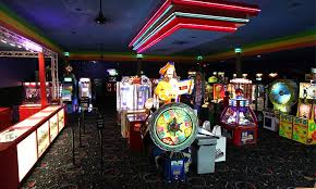 alley cats arlington arcade and batting cages putt putt center or alley