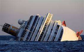 cruise disaster captain arrested as three confirmed dead and 69