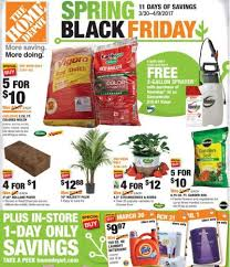 "Home Depot Spring ""Black Friday"" – HOT Deals Mulch Garden Soil"