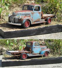 100 41 Chevy Truck Parts Runner Car Scale Models Pinterest Model