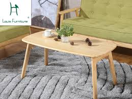 100 Living Room Table Modern US 13433 Japanese Coffee Table Pine Wood Solid Wood Tea Table Modern Simple Coffee Table Small Size Low Table Living Room Furniturein Coffee