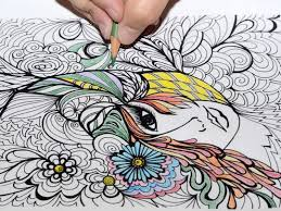 Coloring Still Remains A Popular Trend Among Adults