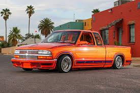 1998 Chevrolet S10 Driver Side Front View 01 - Lowrider 1998 Chevrolet S10 Driver Side Front View 01 Lowrider 1995 Pickup Truck Item K1638 Sold October Bangshiftcom Reason 8 Never Count Out Larry Larson We Unveil Questions Maximum Tire Size On 2000 2wd Cargurus This Is It Chevy 98k Miles Bought At 97k Wheels Will Be Jones Blazer Parts Automotive Store Hopkinsville Horsepower 1985 Hot Rod Network Febrazilian 2012 Allnew S10jpg Wikimedia Commons 2004 Chevrolet 4x4 Crewcab Truck Cooley Auto Wikipedia V8 Topless Tahoe