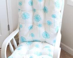 Rocking Chair Cushion Sets Uk by Glider Cushion Etsy