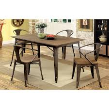 Wayfair Black Dining Room Sets by Hillsdale Cameron 5 Piece Counter Height Rectangle Wood Dining