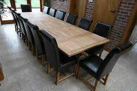Amazing Large Dining Room Table Seats 20 And Square 10 Home Interior Decor Ideas