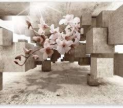 tapeten murando fototapete selbstklebend 3d effekt 49x35 cm