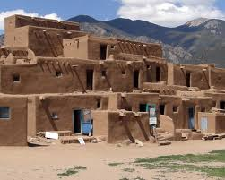 Pictures Of Adobe Houses by Adobe Houses Taos Puebo Outside Taos New Mexico Is Consi Flickr