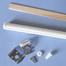 Spring Loaded Curtain Rods Uk by Spring Loaded Roller Blind Kit 60cm 180cm Lengths Blinds
