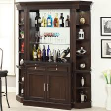 Tribecca Home Lasalle Dining Chairs by Bar Cabinet Dining Room Furniture Page 1