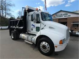 100 Single Axle Dump Trucks For Sale 2001 KENWORTH T300 Truck Auction Or Lease Phillipston