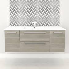 cutler kitchen bath fv aria48 silhouette collection 48 in wall