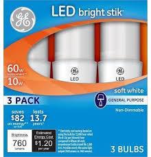 with new led light bulbs be careful watt you buy