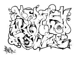 Graffiti ABC URBAN ROOTS Abeceda Grafiti Pinterest