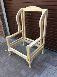 Instructions How To Make A DIY Tub Chair | Creative Furniture ... How To Build A Wooden Pallet Adirondack Chair Bystep Tutorial Steltman Chair Inspiration Pinterest Woods Woodworking And Suite For Upholstery New Frame Abbey Diy Chairs 11 Ways Your Own Bob Vila Armchair Build Youtube On The Design Ideas 77 In Aarons Office 12 Best Kedes Kreslai Images On A Log Itructions How Make Tub Creative Fniture Lawyer 50 Raphaels Villa