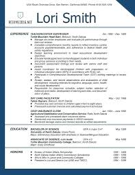 Teacher Resume Examples Nsw Packed With Teaching Example Sample No