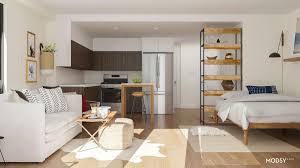 100 Bachelor Apartment Furniture Studio Layout Ideas Two Ways To Arrange A Square Studio