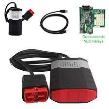 100 Pro Trucks Plus TCS CDP Auto OBD2 Diagnostic Tools Kits Key With Bluetooth