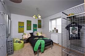 weston homes create teenage mutant ninja turtles themed room to