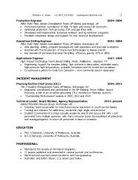 Sample Resume Sales Manager National Managers Territory Representative