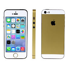 5S Upgrade Kit for iPhone 5 Gold