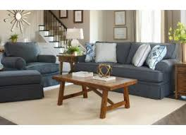 Broyhill Emily Sofa Blue by Living Room Frankfort Discount Warehouse Frankfort Ky