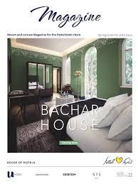 100 Houses Magazine Online InHouse S ITN Israel Travel News